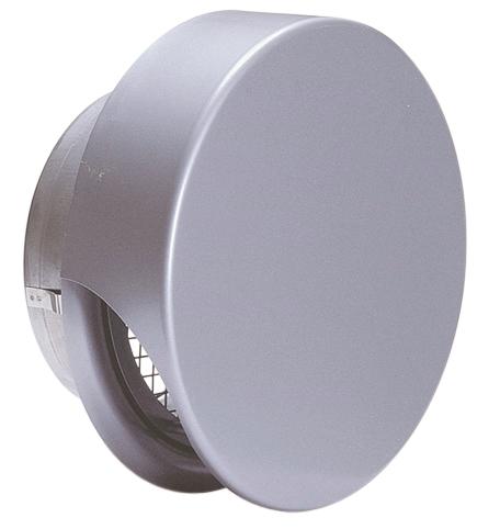 西邦工業 SEIHO SNU175S 外壁用ステンレス製換気口 (薄型フラットフード) 金網型3メッシュ 薄型フード