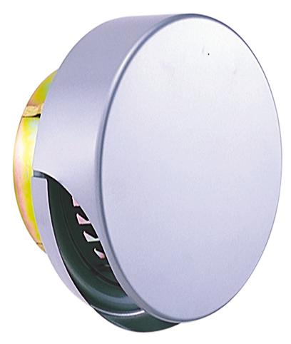 西邦工業 SEIHO SXUD200MS 外壁用ステンレス製換気口 (薄型フラットフード) ガラリ型 薄型フード ワイド水切り付 防火ダンパー付
