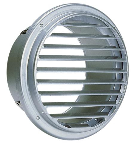 西邦工業 SEIHO SV300G 外壁用アルミ製換気口 (ベントキャップ) 薄型