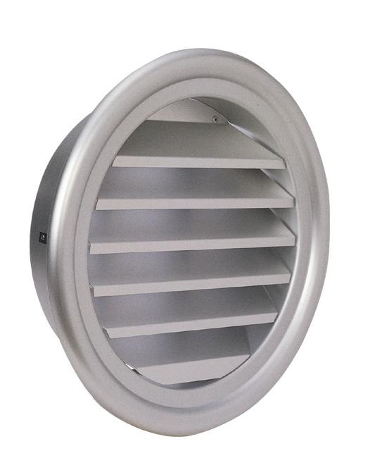 西邦工業 SEIHO SXL250 外壁用アルミ製換気口 (フラットグリル) ガラリ型 大口径