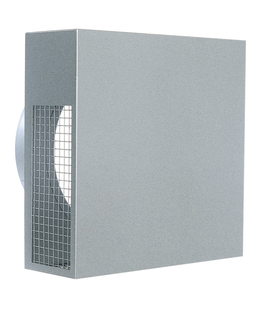 西邦工業 SEIHO KKN250S 外壁用ステンレス製換気口 (パイプフード) 金網型4メッシュ 低圧損