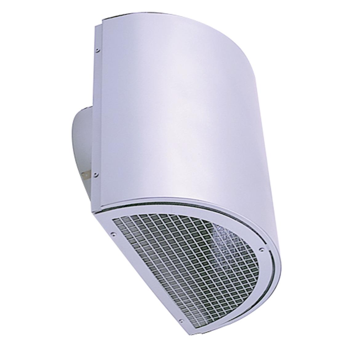 西邦工業 SEIHO NFN125BS 受注生産 防音型製品(ステンレス製換気口) 金網型3メッシュ 防音タイプ
