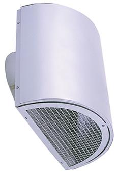 西邦工業 SEIHO NFND150BSC 受注生産 防音型製品(ステンレス製換気口) 金網型3メッシュ 防音タイプ 防火ダンパー付