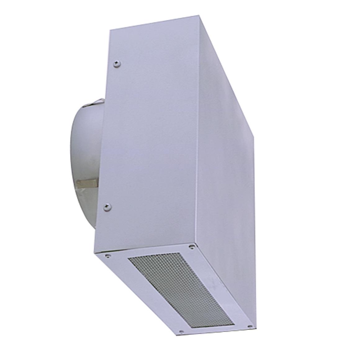 西邦工業 SEIHO KKN100BS 受注生産 防音型製品(ステンレス製換気口) 金網型10メッシュ 防音タイプ