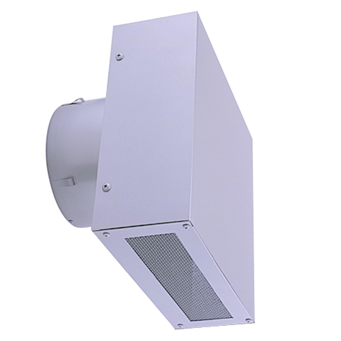 西邦工業 SEIHO KKND125BSC 受注生産 防音型製品(ステンレス製換気口) 金網型10メッシュ 防音タイプ 防火ダンパー付