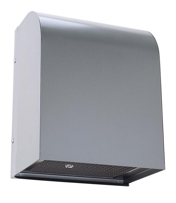 西邦工業 SEIHO WN100BFS 受注生産 防音型製品(ステンレス製換気口) 角型フード 金網型3メッシュ(吸音材:耐湿・油型)
