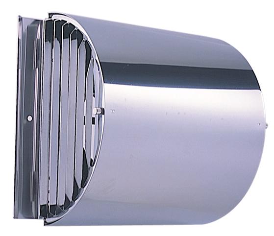西邦工業 SEIHO SWV150 受注生産 2管路用換気口(2重管用パイプフード) 2重管用パイプフード ガラリ型