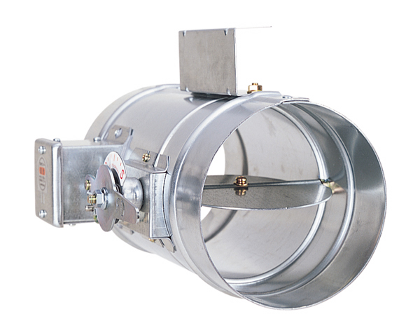 西邦工業 SEIHO FDB100KXS 受注生産 ダンパー(ダクト接続型防火ダンパー) ステンレス製 特定防火設備適合品 ダクト接続型 外フューズ式