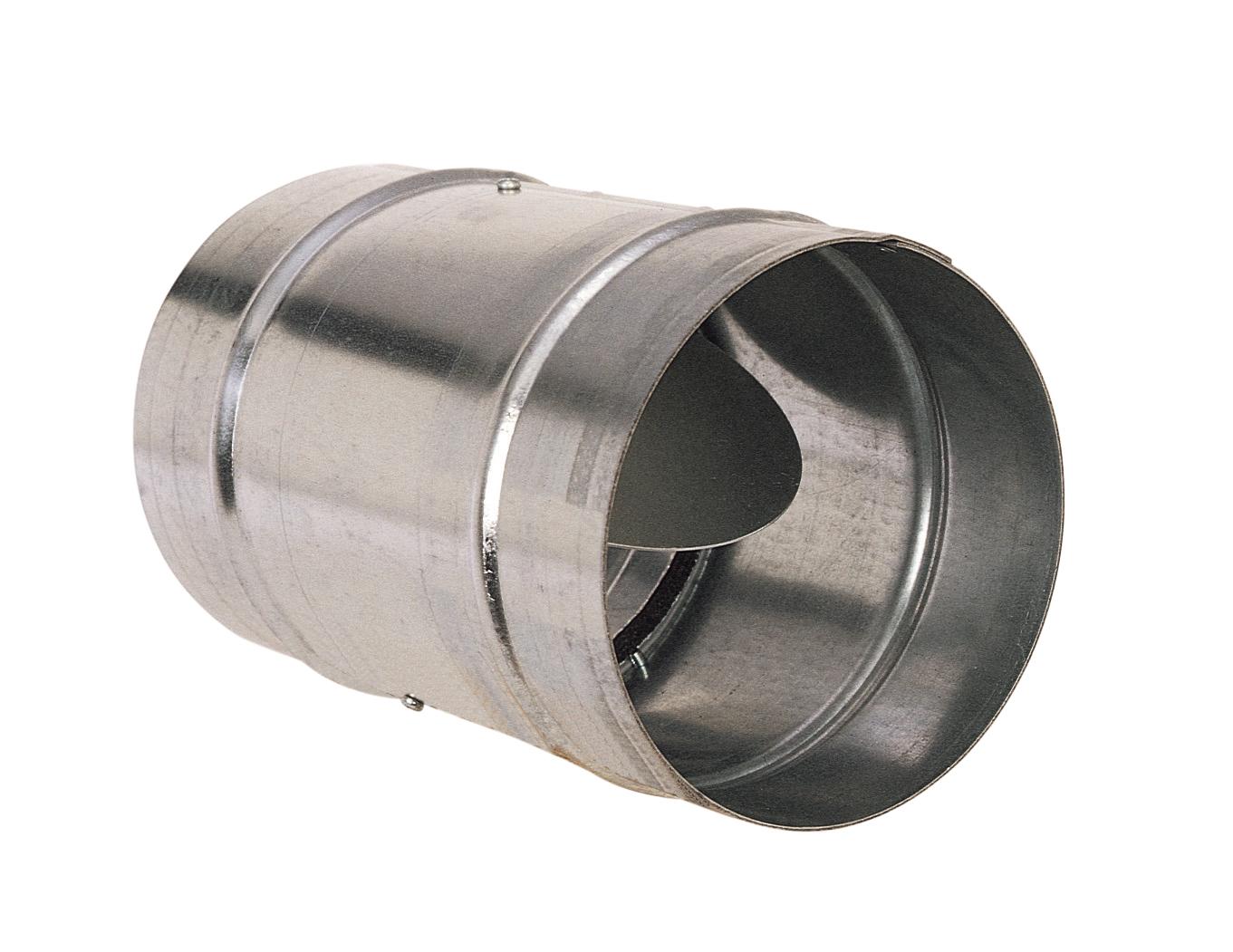 西邦工業 SEIHO CDA275K 受注生産 ダンパー(逆風防止ダンパー) ダクト接続型 逆風防止ダンパー(チャッキダンパー)