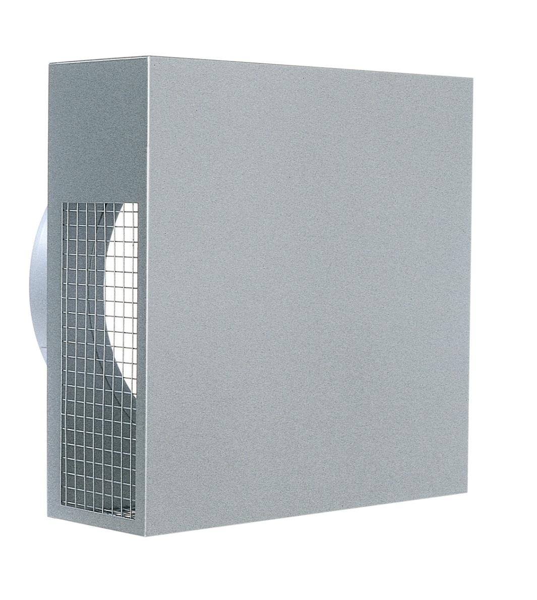 西邦工業 SEIHO KKN175SBL BL・外壁用ステンレス換気口(パイプフード) 金網型4メッシュ