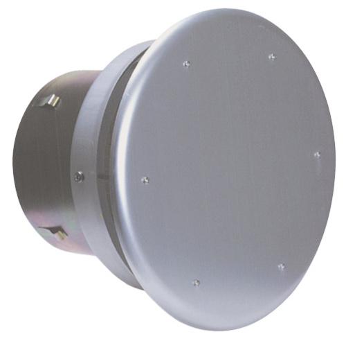 西邦工業 SEIHO SNBD200TCBL BL・外壁用アルミ換気口(フラットカバー付換気口(水切り付)) 金網型3メッシュ 水きり付 フラットカバー付 汚れ防止対応 防火ダンパー付