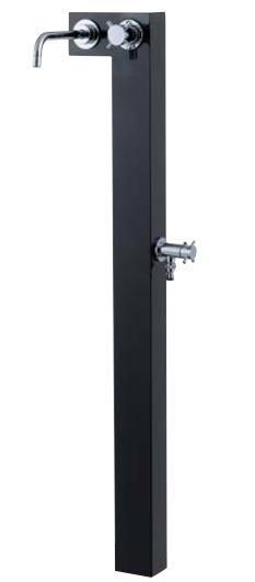 宝泉製作所 SENSUI 泉水 WATER POST 328GB 水栓柱 スタイリッシュモダン ウォーターポスト エルスタイル