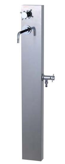宝泉製作所 SENSUI 泉水 WATER POST 327G 水栓柱 スタイリッシュモダン ウォーターポスト アイスタイル