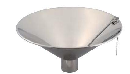 宝泉製作所 SENSUI 泉水 WATER POT 405G 水鉢 ステンレス 中鉢