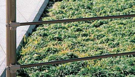 四国化成 屋外手すり セイフティビーム SB型 SBビーム SB-HBS15 ステンレスタイプ ビーム材のみ