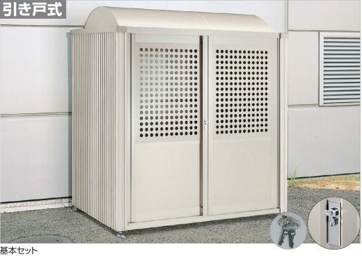 四国化成 ゴミストッカー PM型 GSPM-1820SC GSPM-H1820SC 床付 基本セット ※