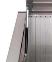 四国化成 ゴミストッカー オプション GSGK-K7 ガススプリング交換キット