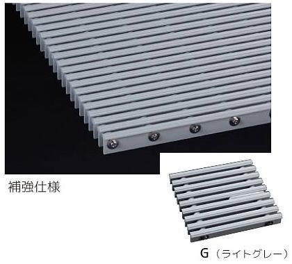 代引不可 シマブン GRSK-25K250-G 日本最大級の品揃え セーフティグレーチング 補強仕様 集水マス 枠共 商店