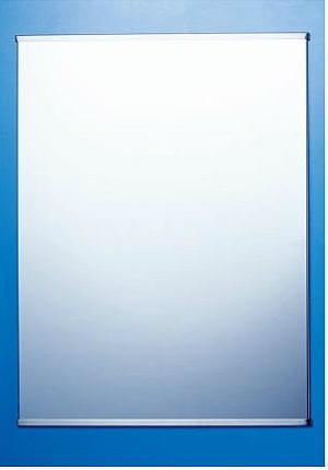 シマブン KSN-3545 ステンレス製鏡 KAGAN 盗難防止金具タイプ