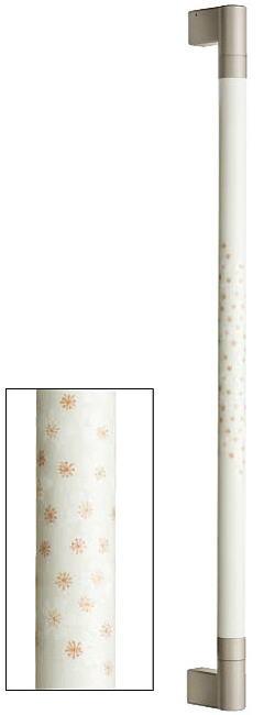 シマブン TIC-32S600-SWS 陶磁器製手すり セラハンド 白桜