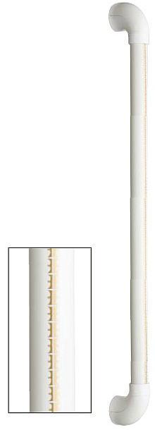 シマブン TIC-30S600-OW 陶磁器製手すり セラハンド 金帯