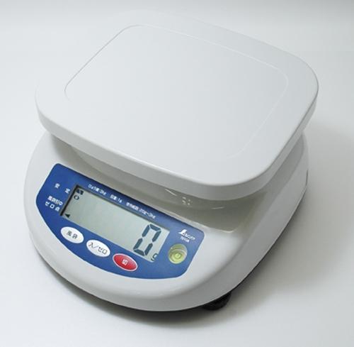 シンワ測定 70104 デジタル上皿はかり 3kg 取引証明以外用