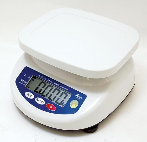 シンワ測定 70106 デジタル上皿はかり 15kg 取引証明以外用