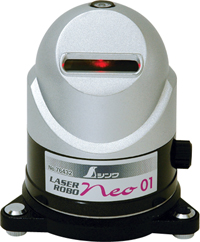 シンワ測定 76432 レーザーロボ NEO01 横