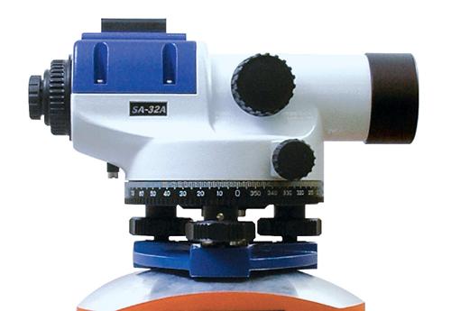 シンワ測定 77055 オートレベルSA-32A 球面脚頭式三脚付