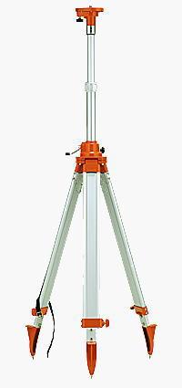 シンワ測定 76952 三脚 ハンドル式エレベーター3m