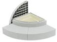 城東テクノ Joto CUB-R60S-LB ハウスステップRタイプ(直送品代引不可)
