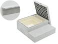 城東テクノ Joto CUB-8060W-3ST-LG ハウスステップRタイプ(直送品代引不可)