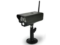 朝日電器 増設カメラIP54 CMS-7001用 CMS-C70