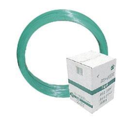 ビニール被覆線(PVC) 規格16#×2500m 外径1.6×内径1.2 25kg入