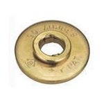 スプリング付座金 丸 t4.5×45φ クロメート Sマーク認定品 400入 在来工法用Z金物