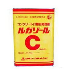 在庫一掃売り切りセール 送料無料 日本シーカ 特別セール品 ルカゾールC 継目用遅延剤 18kg コンクリート混和剤