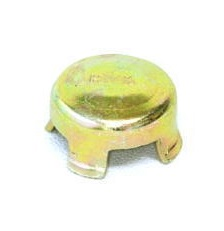 80入 Φ48.6mm 単管用 単管打ち込みヘッド 単管打込用座金 ヘッドガード
