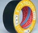 15巻入 光洋化学 エースクロス 031黒 75mm×20m 粗面用剥離紙付 1c/s 気密防水テープ