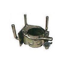 30個入 防音パネル取付用コーナー三爪クランプ 48.6φ・42.7φ兼用