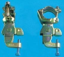 15個入 コ型クランプ 垂直・水平兼用型 鉄骨用・固定 仮設工業会認定品