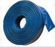 送水ホース 6インチ(吋) 100m巻 ポリエステル系 軟質塩化ビニール樹脂被覆