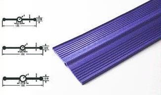プラス・テク 塩化ビニール止水板 センターバルブ CF-CB 厚み9mm×幅300mm×20m グレー