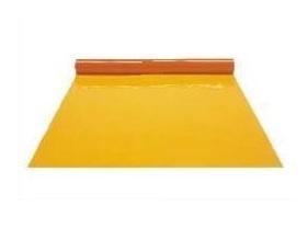 防虫フラーレフィルム オレンジ 0.3×1830×30m 塩化ビニールフィルムロール ※