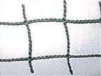 2枚入 落石防止ネット ポリエチレン無結網 10×10m