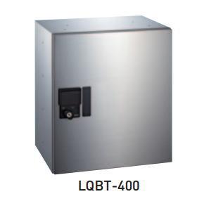 杉田エース ACE(249-667)【小型宅配BOX】LAQU-BOX ラク・ボックス LQBT-400 プッシュボタン式・マスターキーなし宅配ボックス