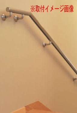 【送料見積品】杉田エース ACE(453-731)SUSフレックス手すり 38型 セット品 2000 ヘアーライン ※
