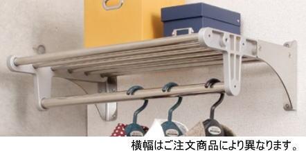 杉田エース ACE (531-403) クローゼットシェルフ 正面壁付タイプ L801~1000※