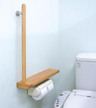 杉田エース ACE (455-586) トイレ用 肘掛け手すり