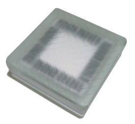 杉田エース ACE (433-805) ガラスソーラータイル クリペ TP12 200角乳白 各色 NITTO ニットー※
