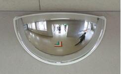杉田エース ACE (691-174) ハーフドームミラー HD100T 「室内専用」※